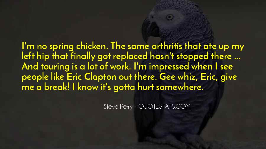 Steve Perry Quotes #578779
