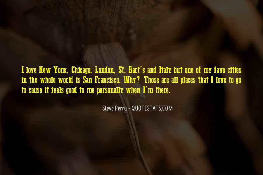 Steve Perry Quotes #908377