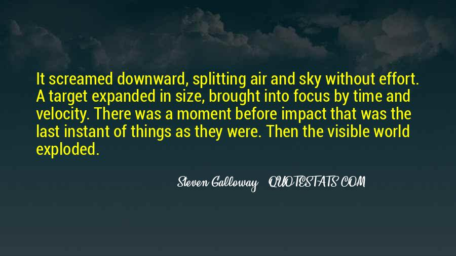 Steven Galloway Quotes #478227