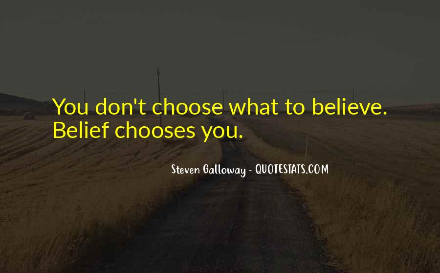 Steven Galloway Quotes #759835