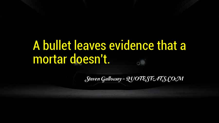 Steven Galloway Quotes #888309