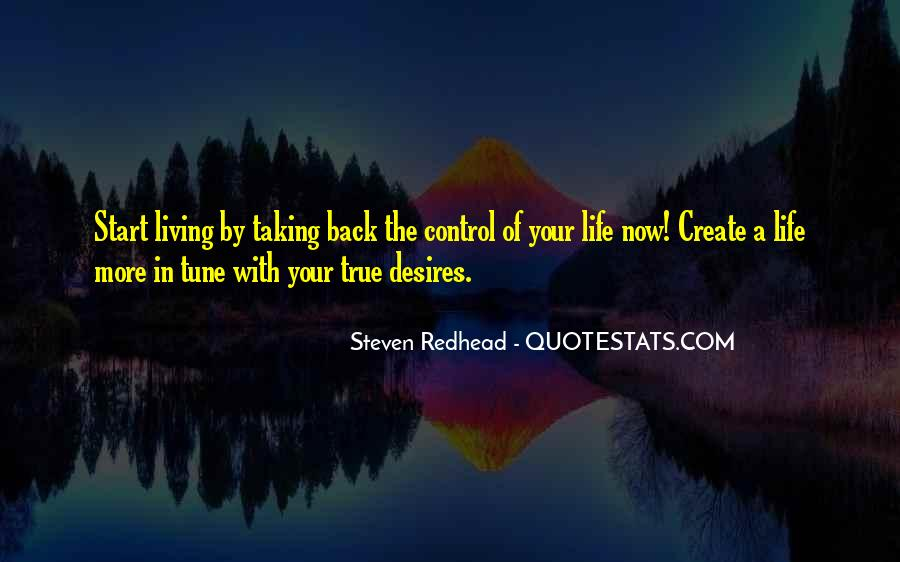 Steven Redhead Quotes #139847