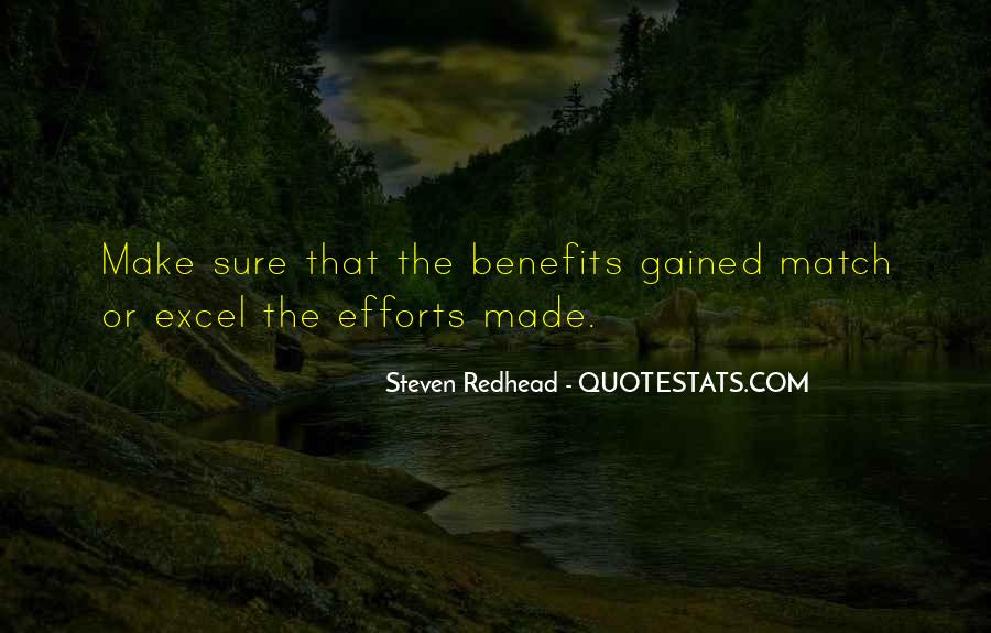 Steven Redhead Quotes #169257