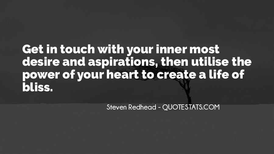 Steven Redhead Quotes #250996
