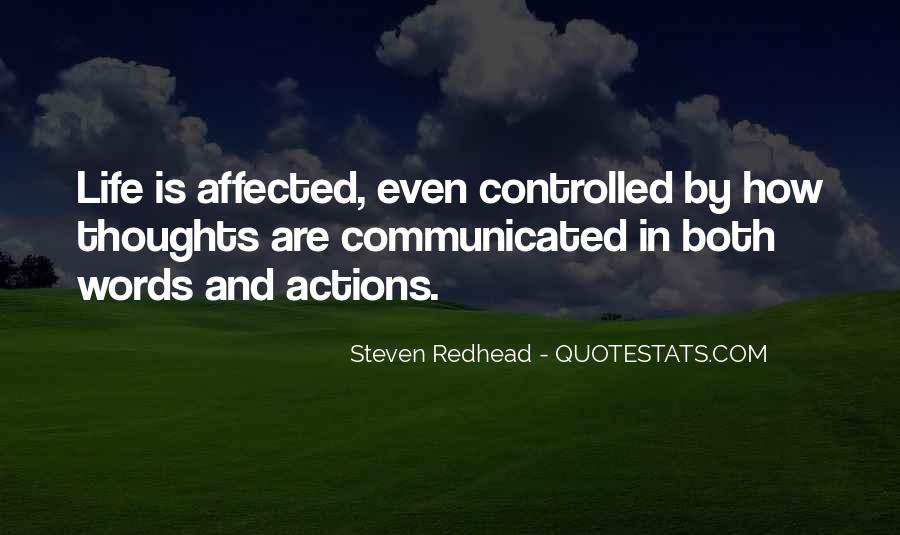 Steven Redhead Quotes #251700