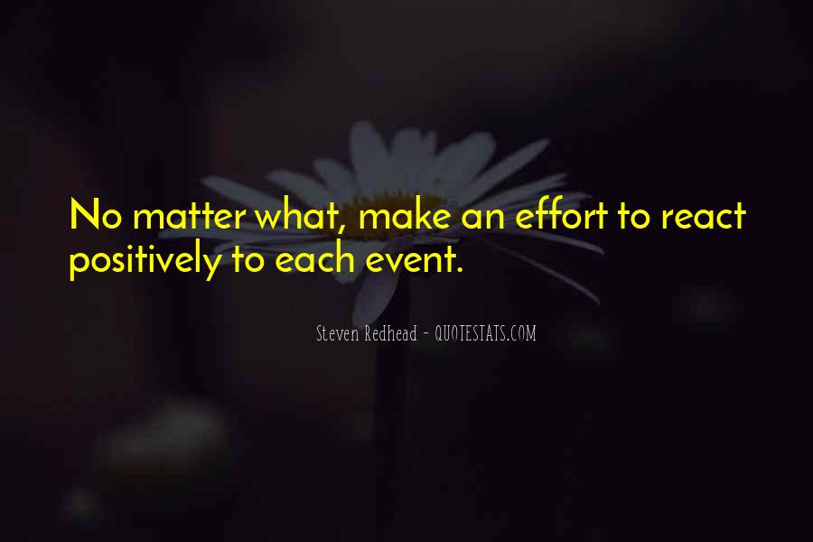 Steven Redhead Quotes #37495