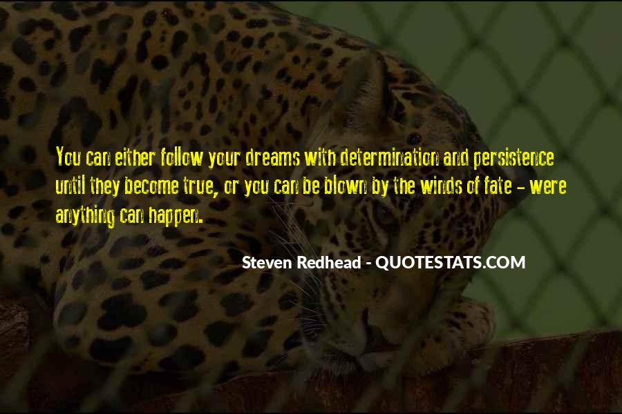 Steven Redhead Quotes #401345