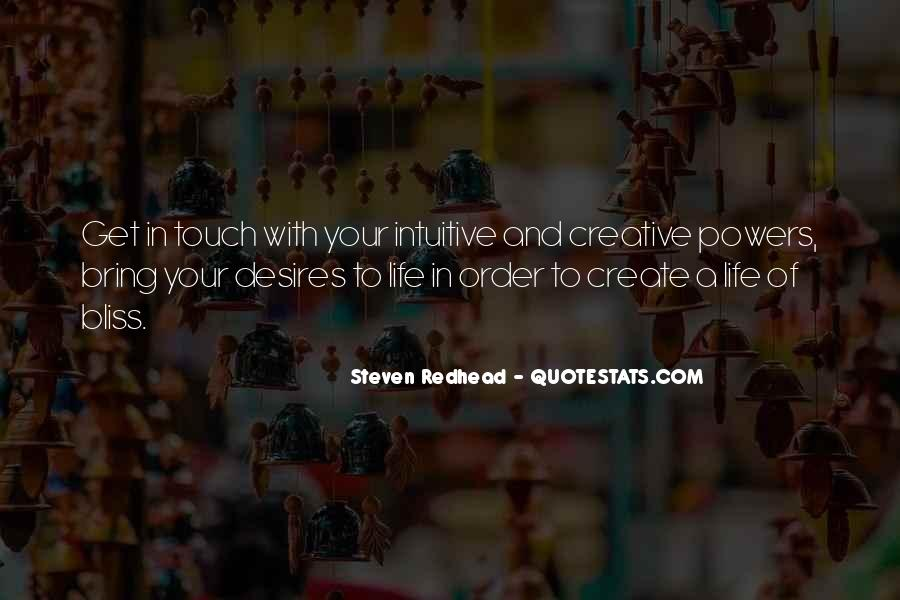 Steven Redhead Quotes #425464