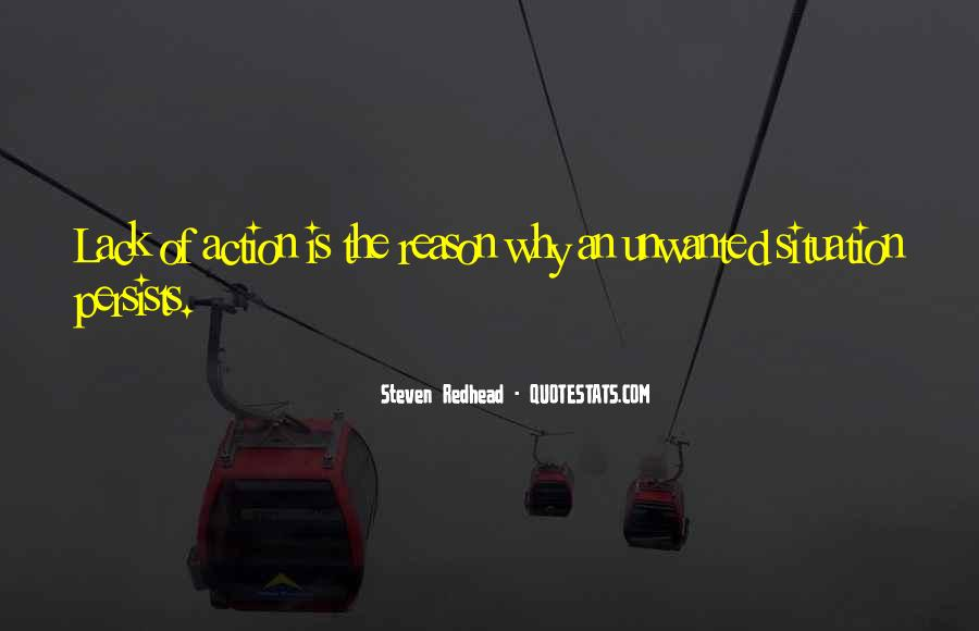 Steven Redhead Quotes #444663