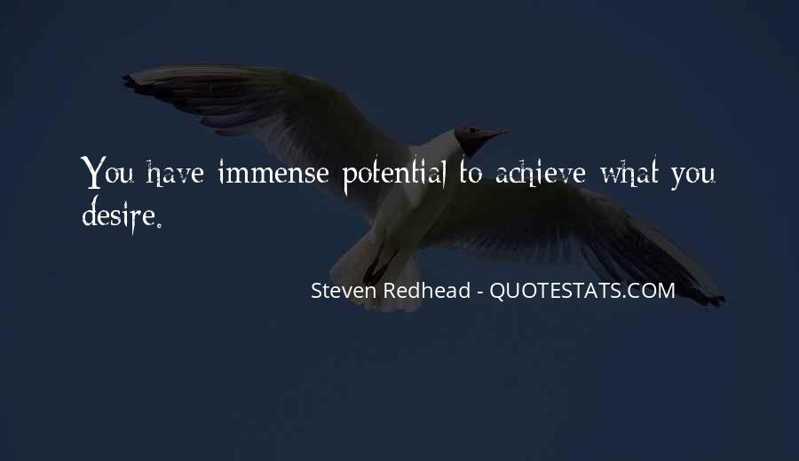 Steven Redhead Quotes #463010