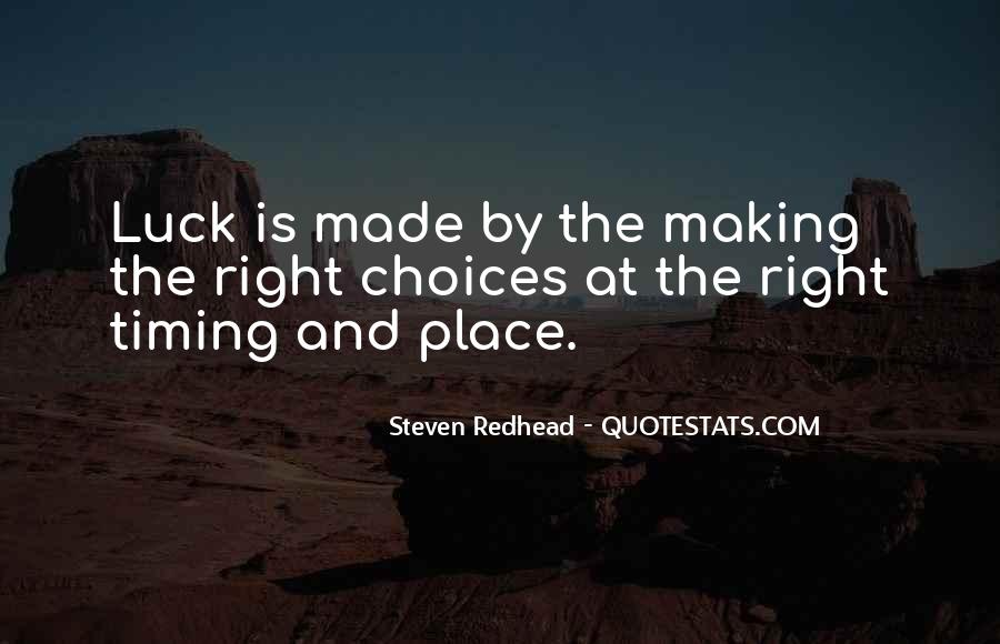 Steven Redhead Quotes #464228