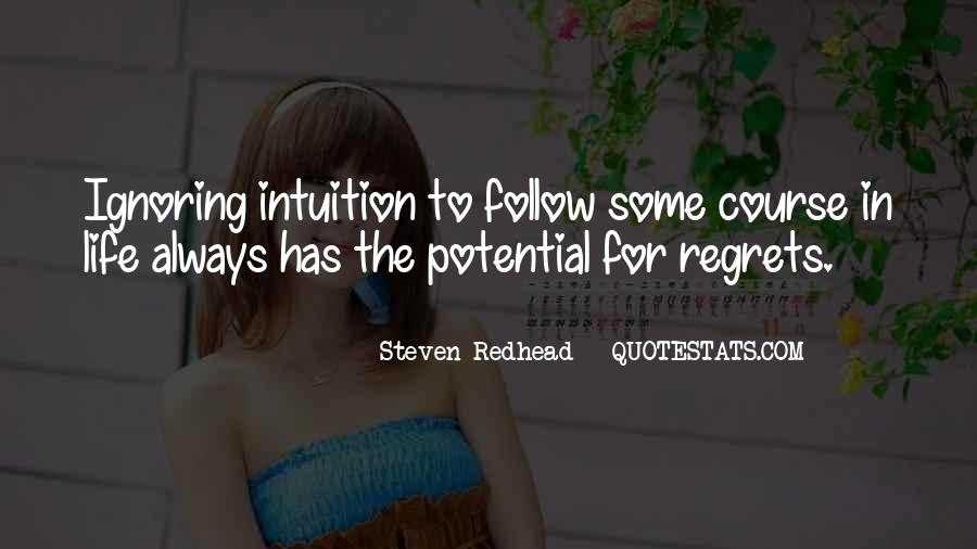 Steven Redhead Quotes #48634
