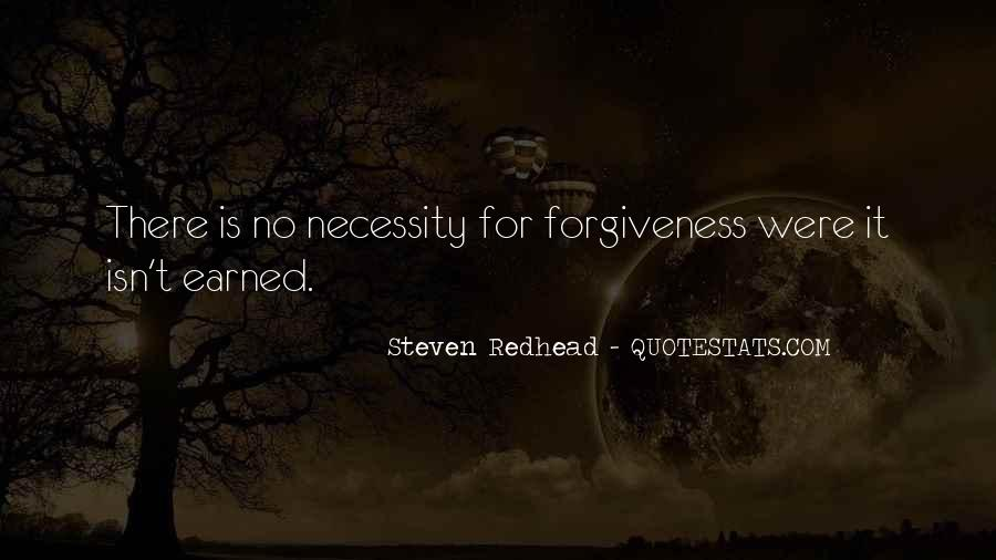 Steven Redhead Quotes #48906