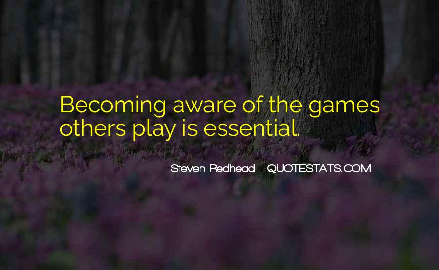 Steven Redhead Quotes #69441
