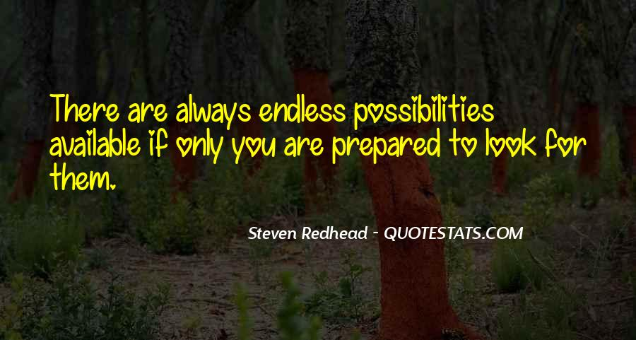 Steven Redhead Quotes #81205