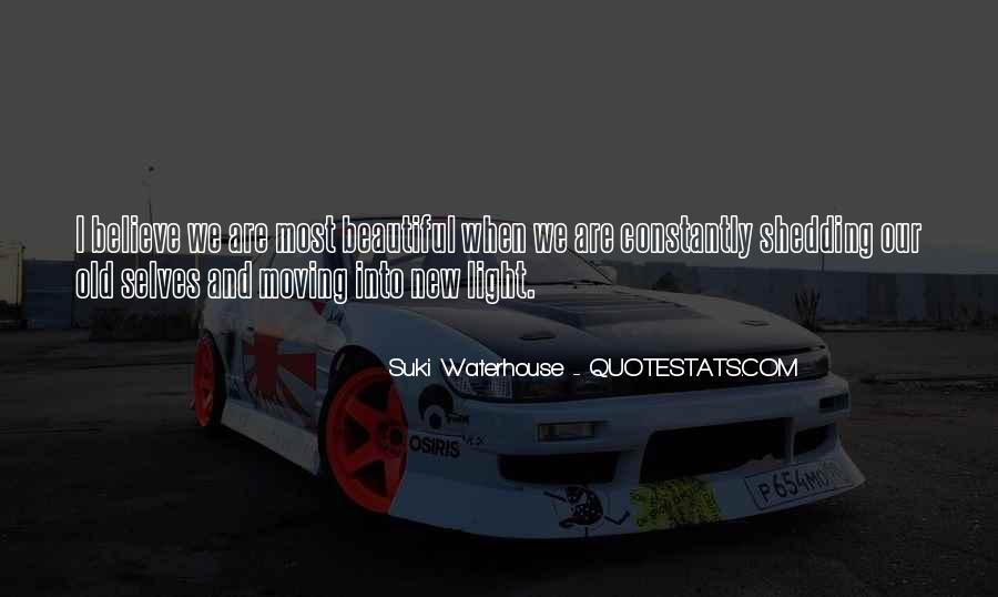 Suki Waterhouse Quotes #1002059
