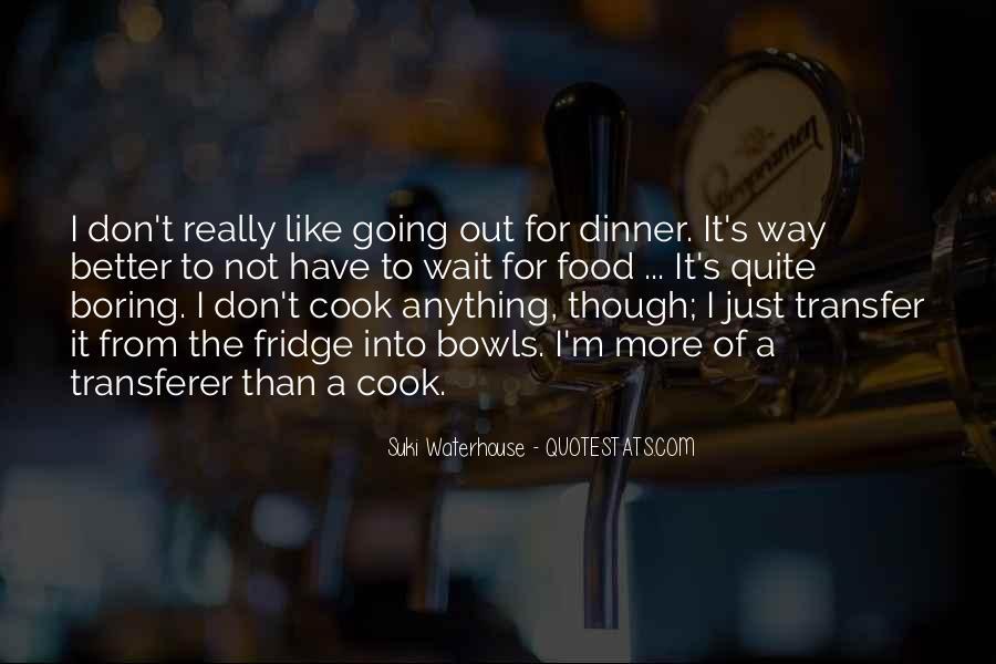 Suki Waterhouse Quotes #1115855