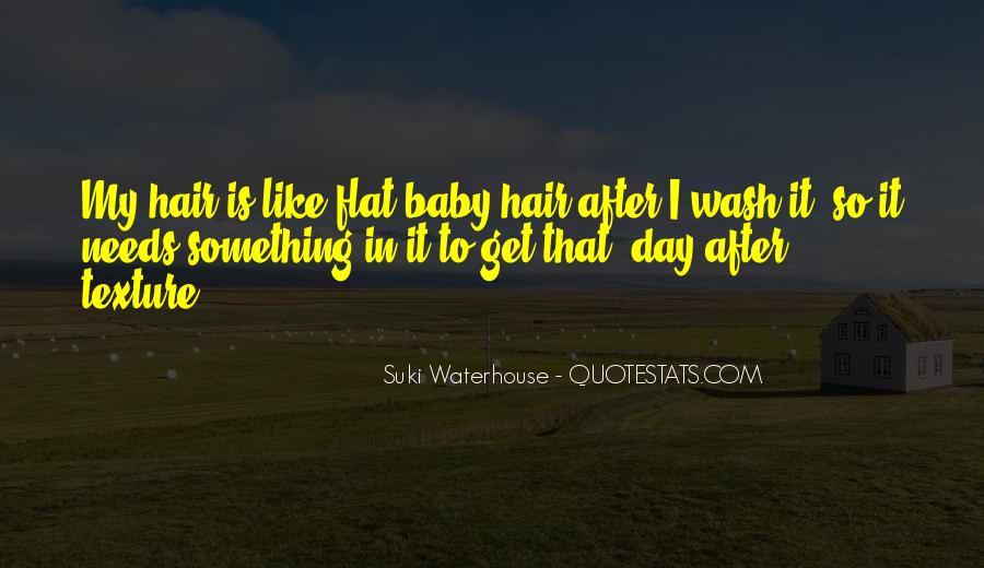 Suki Waterhouse Quotes #112484