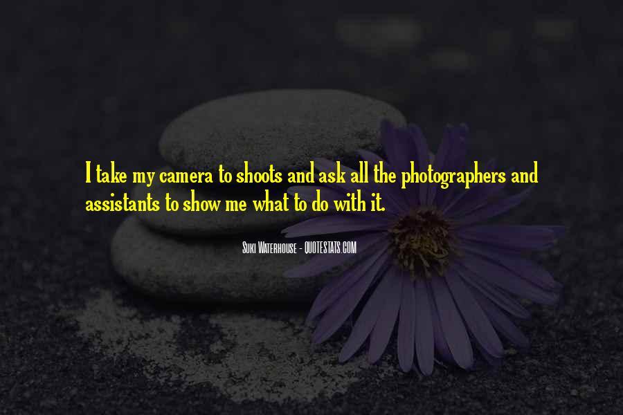 Suki Waterhouse Quotes #1215906