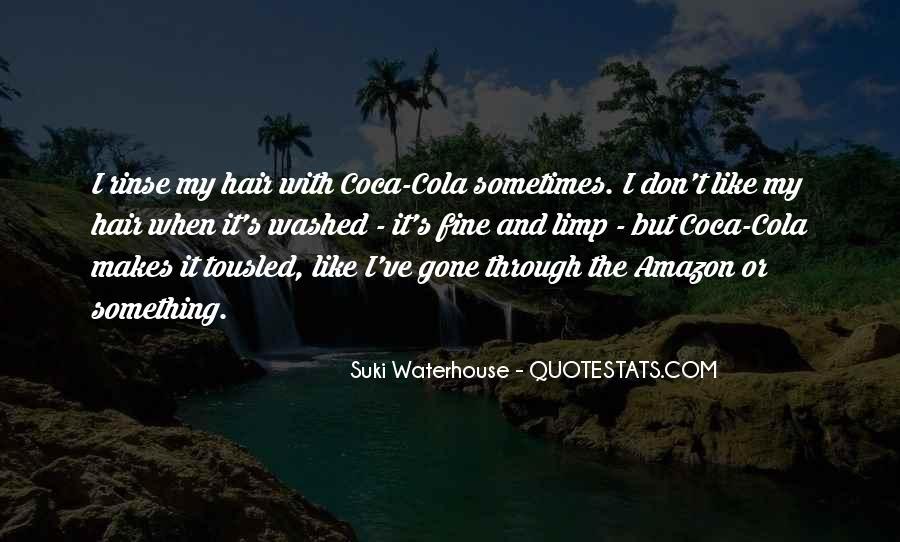 Suki Waterhouse Quotes #1387815