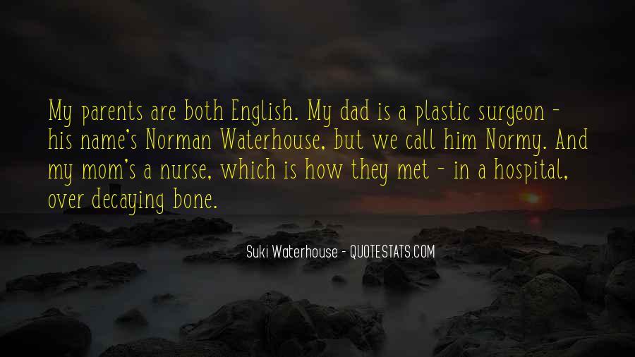 Suki Waterhouse Quotes #1753968