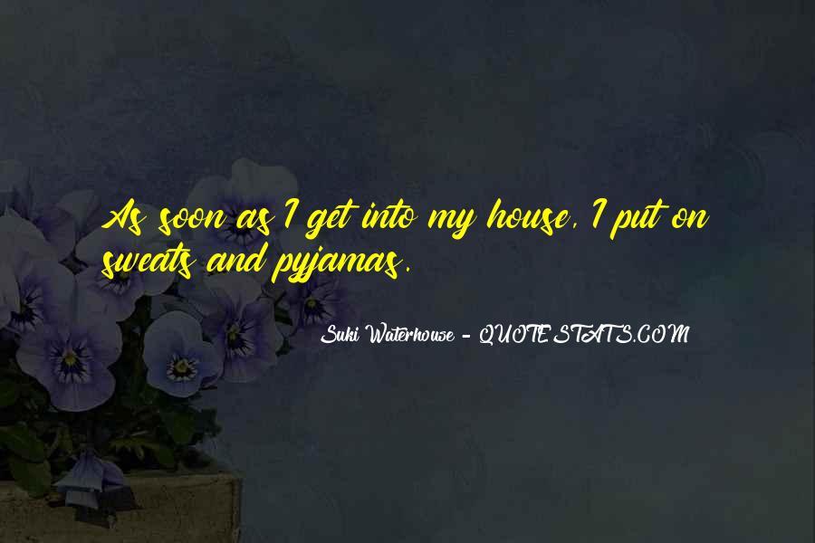 Suki Waterhouse Quotes #244154