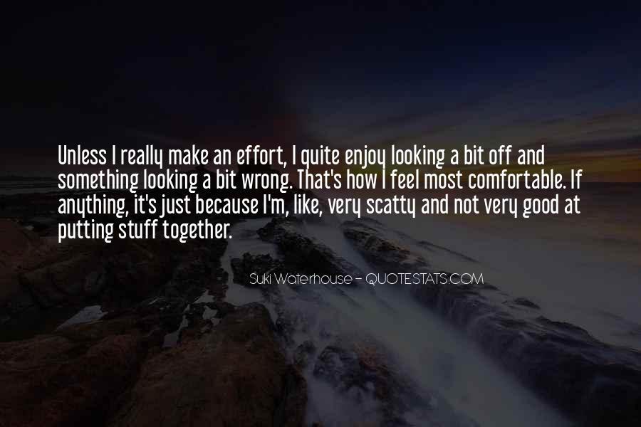 Suki Waterhouse Quotes #672997