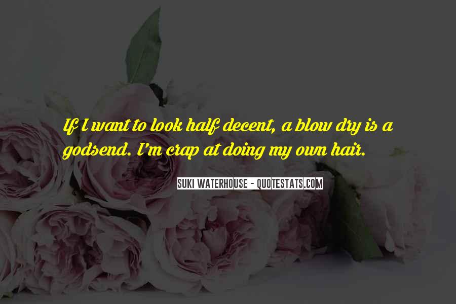 Suki Waterhouse Quotes #732936