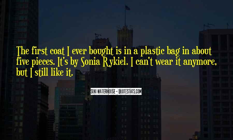 Suki Waterhouse Quotes #777828