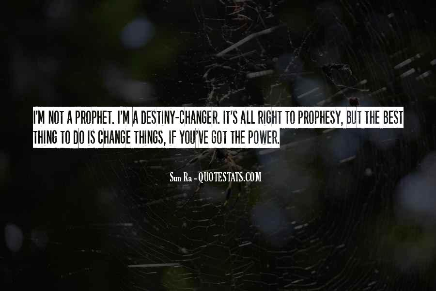 Sun Ra Quotes #1140692