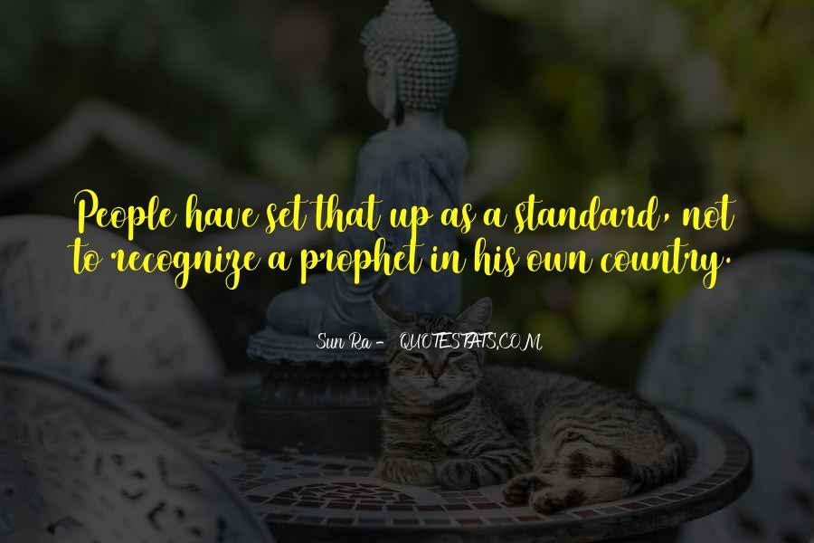 Sun Ra Quotes #1228367