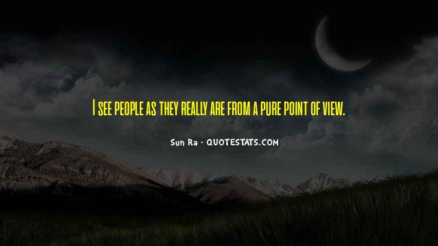 Sun Ra Quotes #1296453