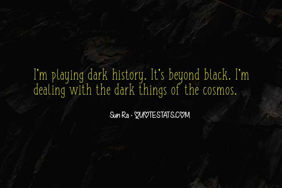 Sun Ra Quotes #1591099