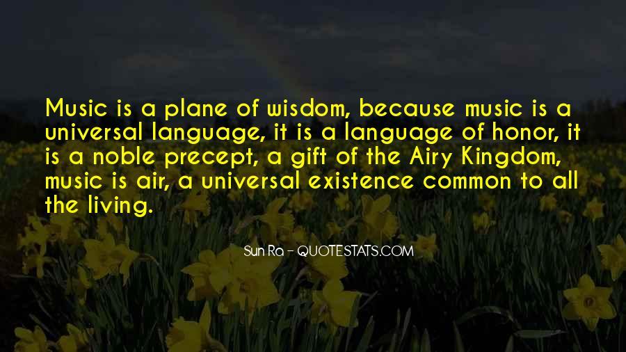 Sun Ra Quotes #1619729