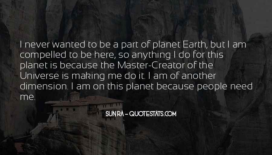 Sun Ra Quotes #1738614