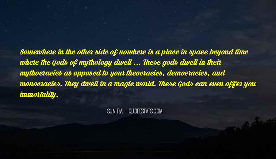 Sun Ra Quotes #1792091