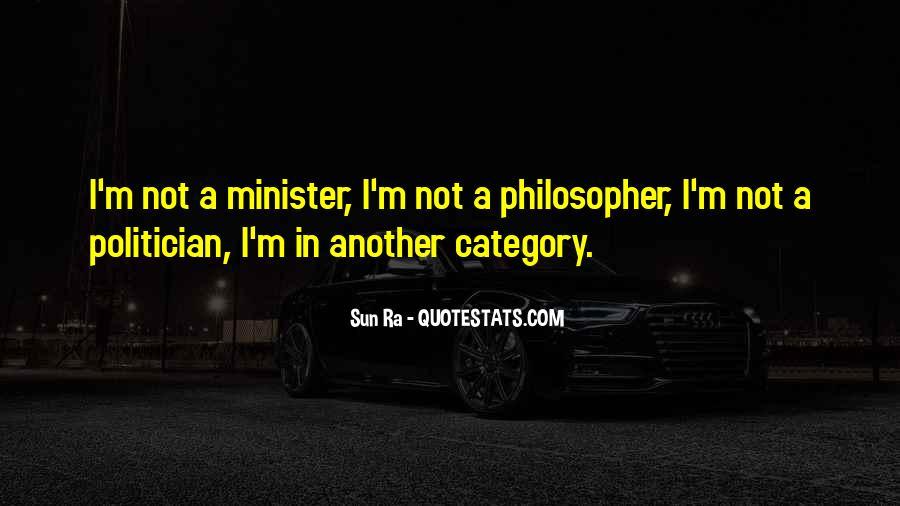 Sun Ra Quotes #1828975