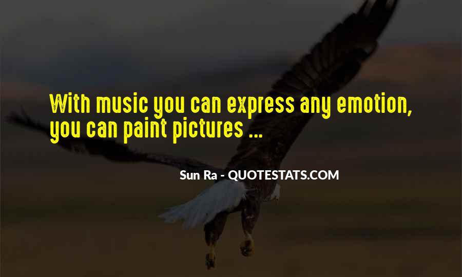 Sun Ra Quotes #565887