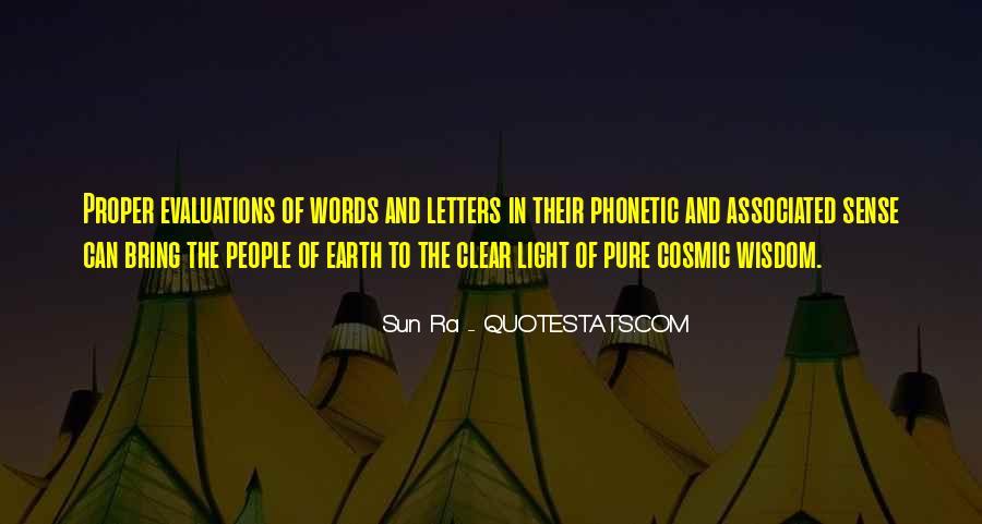 Sun Ra Quotes #5805