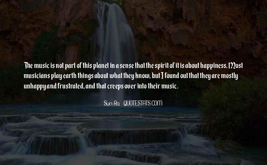 Sun Ra Quotes #767064