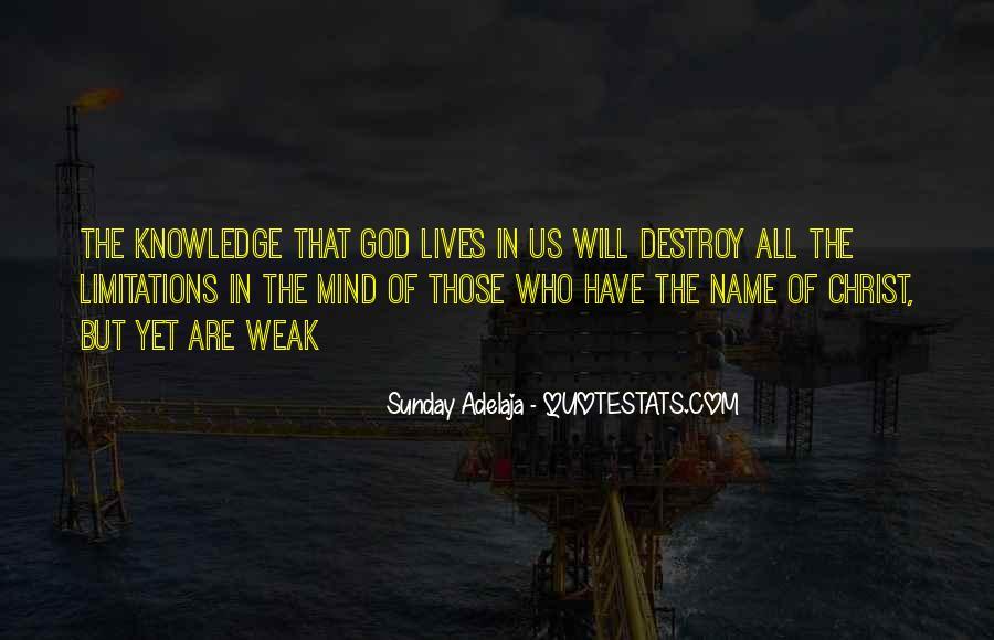 Sunday Adelaja Quotes #10991