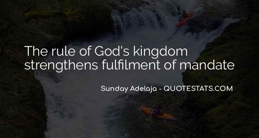 Sunday Adelaja Quotes #11396