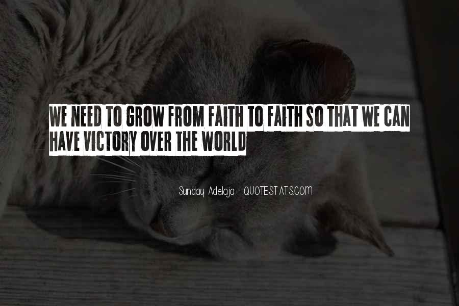 Sunday Adelaja Quotes #11592