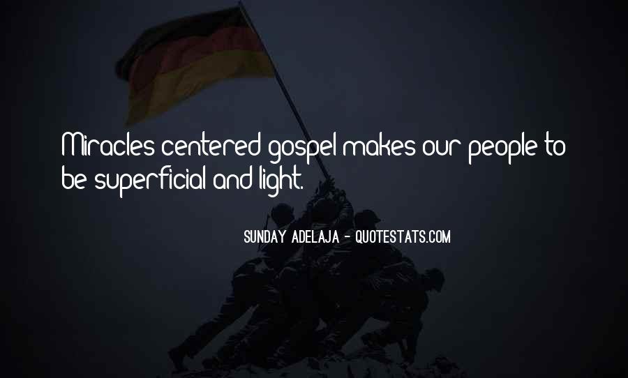 Sunday Adelaja Quotes #15524