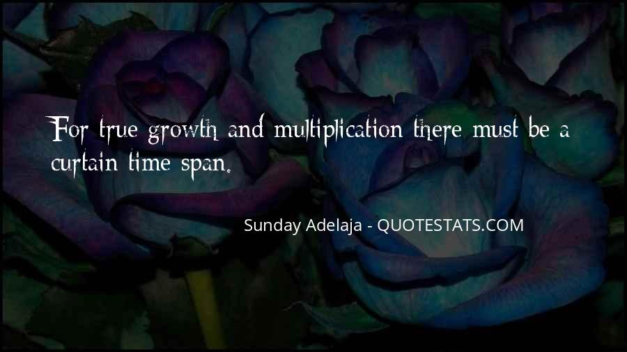 Sunday Adelaja Quotes #15620
