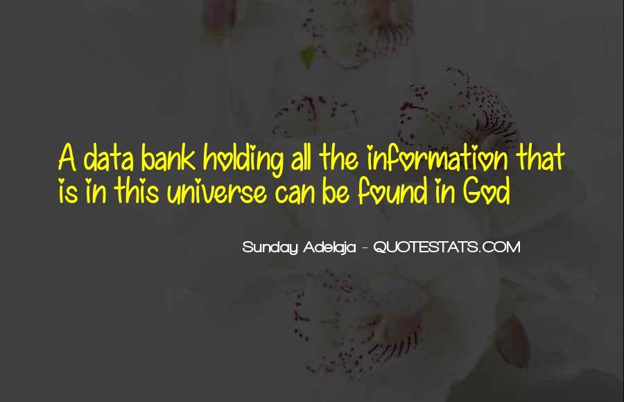 Sunday Adelaja Quotes #15701