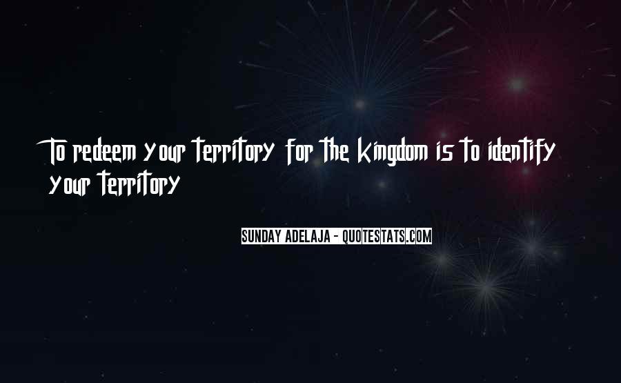 Sunday Adelaja Quotes #23852