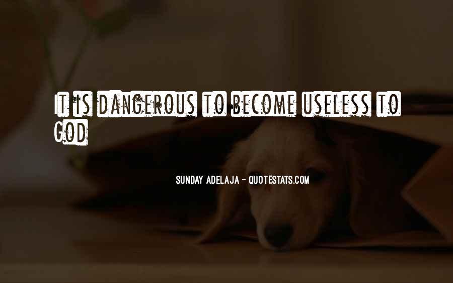 Sunday Adelaja Quotes #24436