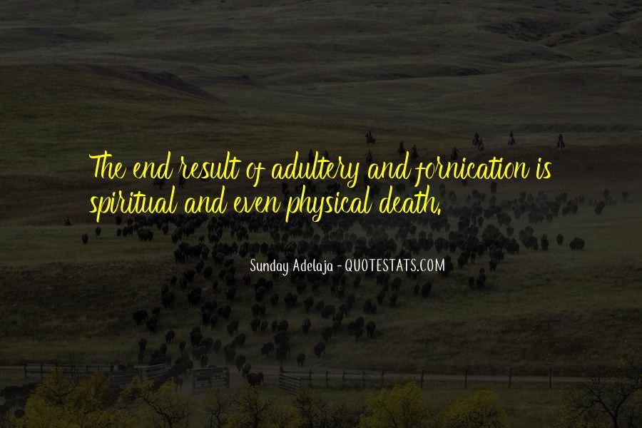Sunday Adelaja Quotes #24929