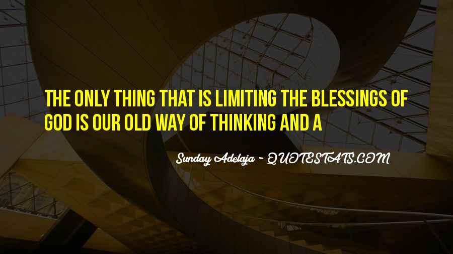 Sunday Adelaja Quotes #25309